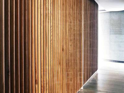 Стеновые панели реечные, вертикальные